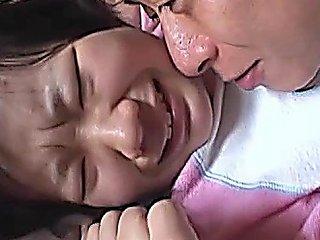 VPorn Sex Video - Innocent Japanese Schoolgirl Licked All Over English Subtitles Vporn Com